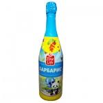 Детское шампанское Fine Life барбарис, 0.75л, стекло