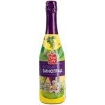 Детское шампанское Fine Life белый виноград, 0.75л, стекло