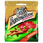Сухарики Воронцовские бекон, 40г