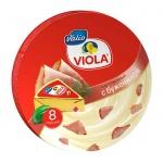 Сыр плавленый Виола с бужениной, 50%, 130г