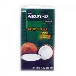 Кокосовое молоко Aroy-D 60%, 500мл