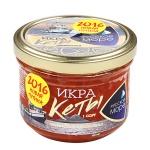 Икра Русское Море Кета, 210г