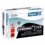Скобы для степлера Rapid Super Strong 5M №73/8, стальные, 5000 шт