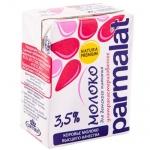 Молоко Parmalat 3.5%, 200мл, ультрапастеризованное