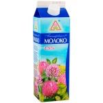 Молоко Клевер Пискарёвское 2.5%, 1л, пастеризованное