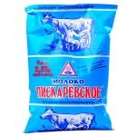 Молоко Пискаревское 2.5%, 900г, пастеризованное