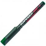 Маркер для пленок Schneider Maxx 220S, 0.4мм, острый наконечник, зеленый