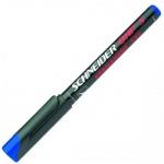 Маркер для пленок Schneider Maxx 220S, 0.4мм, острый наконечник, синий