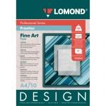 Дизайн-бумага Lomond Гребенка, А4, 200г/м2, 10 листов, глянцевая, для струйной печати
