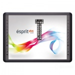 Интерактивная доска 2x3 Esprit Plus Tiwer 177х129см, 4:3, 82 дюйма