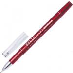 Ручка гелевая Erich Krause Belle gel красная, 0.5мм