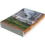 Бумага для принтера Lomond А4, 150 листов, 300 г/м2, матовая, двусторонняя, для лазерной печати, 300743