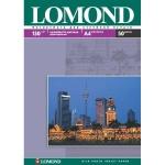 Фотобумага для струйных принтеров Lomond А4, 50 листов, 130 г/м2, шелковисто-матовая, 102059