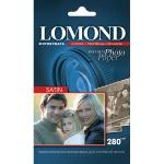 Фотобумага для струйных принтеров Lomond А6, 280г/м2, атласная, 500 листов, 1104206