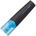 Текстовыделитель Uni View Ups-200, 1-5мм, скошенный наконечник