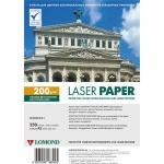 Фотобумага для лазерных принтеров Lomond А3, 250 листов, 200 г/м2, матовая, 300331