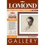 Фотобумага для струйных принтеров Lomond А4, 10 листов, 290г/м2, матовая, бархатистая 911341