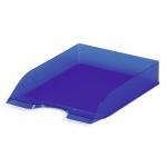 Лоток горизонтальный для бумаг Durable Basic Tray А4, голубой, 1701673540