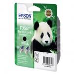 Картридж струйный Epson C13 T05014210, черный