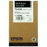 Картридж струйный Epson, черный матовый