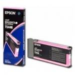 Картридж струйный Epson C13 T544600, светло-красный