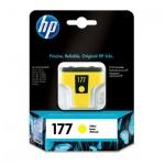 Картридж струйный Hp 177 C8773HE, желтый