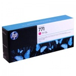Картридж струйный Hp 771 CE039A, пурпурный