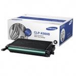 Тонер-картридж Samsung CLP-K660B, черный