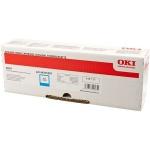 Картридж для факса лазерный Oki 44315307/44315323, голубой
