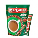 Кофе порционный Maccoffee Крепкий 25шт х 16г, растворимый, пакет