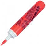 Маркер-кисть по ткани Marvy 722, для светлых тканей, красный