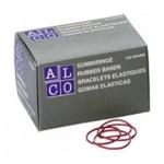 Резинки для денег Alco, 500г, красные, 130х10мм