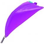 Пенал для девочек Brunnen фиолетовый, мягкий