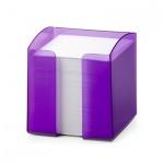 Блок для записей непроклеенный в подставке Durable Trend, 90х90мм