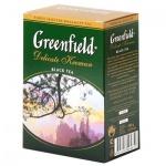 Чай Greenfield Delicate Keemun (Деликат Кимынь), черный, листовой, 100 г