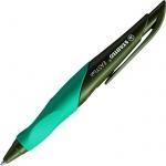 Ручка шариковая для левшей Stabilo EASYball синяя, 0.5мм, автомат