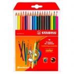 Набор цветных карандашей Stabilo Color