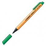 Линер Stabilo GreenPoint, 0.8мм, зеленый