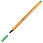 Ручка капиллярная Stabilo Point, 0.4мм, светло-зеленый
