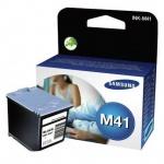 Картридж струйный Samsung INK-M41, черный