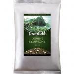 Чай Greenfield Jasmine Symphony (Жасмин Симфони), зеленый, листовой, 250 г