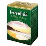Чай Greenfield Milky Oolong (Милки Оолонг), черный, листовой, 75 г