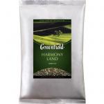 Чай Greenfield Harmony Land (Хармони Лэнд), зеленый, листовой, 250 г