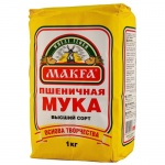 Мука Макфа пшеничная, высший сорт, 1кг