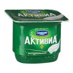 Йогурт Активиа, 2.9%, 150г, натуральный