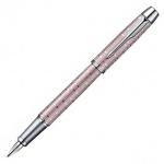 Ручка перьевая Parker IM Premium Vacumatic F224 F, перламутровый корпус