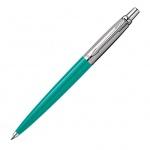 Ручка шариковая Parker Jotter Tactical K174 стержень M, синяя, бирюзовый корпус