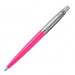 Ручка шариковая Parker Jotter Tactical K174 стержень M, синяя, розовый корпус