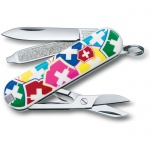 Нож Victorinox Spartan VX Colors 91мм, 11 функций