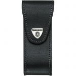 Чехол Victorinox 4.0523.32, для ножа 111мм 2-4 уровней, черный, кожаный